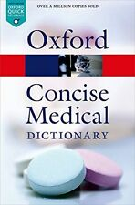 Concise Medical Dictionary (Oxford Quick Reference) (Paperback) ISBN0199687811