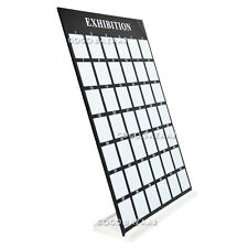 42 Rooms for Professional Nail Art Finish Tips Display Board Stand #470A