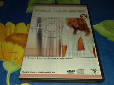 DVD+CD:Nu Jazz+electronics(Morados,Canasta,Le Vab,Cattle Grid)mascara music