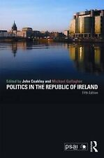 Politics in the Republic of Ireland 5th ed.,  - Paperback Book NEW 9780415476720