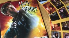 2 HARRY POTTER STICKER ALBUMS / BOOKS PANINI +40 Stickers Collectors Lot *