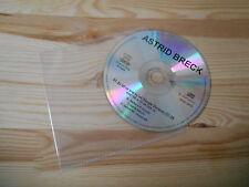 CD Schlager Astrid Breck - Es ist so wie es ist (1 Song) MCD DA MUSIC cd only