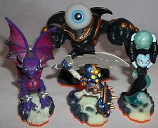 Skylanders Giants Figure Bundle - Eye-Brawl Hex Cynder Chop Chop