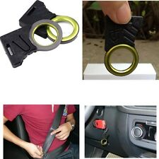 EDC Rope Cutter Outdoor CARS Survival Lap-belt Cut Hook Keyring Hiking Camp Tool
