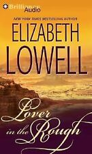 Lover in the Rough by Elizabeth Lowell (2008, CD, Abridged)