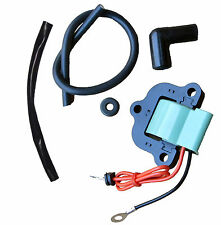 Ignition Coil for Some Johnson Evinrude 1970's 50HP to 135 HP Replaces 502890