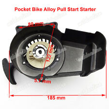 Pocket Bike Alloy Pull Start Starter Fit 47 49cc 2 Stroke Quad ATV Mini Scooter