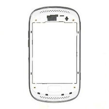 COVER ORIGINALE SAMSUNG GT S6010 S6012 GALAXY MUSIC DUOS FRONTCOVER BIANCA