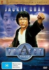 Project A Part 2 II (Jackie Chan) DVD R4 BRAND NEW!!