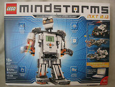 B/n Raro Lego 8547 Mindstorms NXT 2.0. todavía sellado. Descontinuado Set