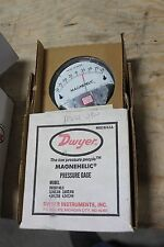 """NEW DWYER MAGNEHELIC 1.0 TO 1.0"""" OF WATER"""