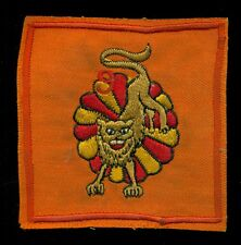 ARVN Collection South Vietnamese Military Vintage Vietnam Patch #313 S-17