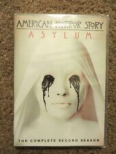 American Horror Story: Asylum - The Complete Second Season (DVD, 2013) NEW!!!