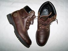 SCARPONI TIMBERLAND  100% ORIGINAL LEATHER SHOES LIMITED EDITION   N° 46,5