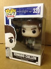 FUNKO POP! Twilight Saga Edward Cullen SPARKLE #320 Exclusive Vinyl Figure NEW