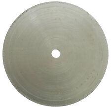 """12"""" Diamond Tool Lapidary Rock Saw Blade - 1"""" Arbor Hole"""
