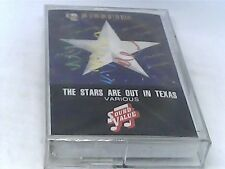 Various - The Stars Are Out In Texas - Cassette - SEALED