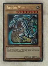 Blue Eyes White Dragon LC01-EN004 Ultra Rare Limited Edition