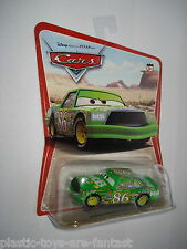 Disney Pixar Cars Diecast CHICK HICKS HTB 86 Desert Series 12BK MOC 2005 New