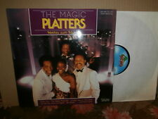 "the platters""the magic platters""lp12""germany.1987."