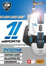 Cougar 700M eSPORTS Gaming Laser Mouse 8200 DPI 8 Programmable Buttons Backlight