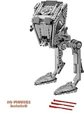 LEGO Star Wars Rogue One Set 75153 - AT-ST Walker Only (No Minifigures!)