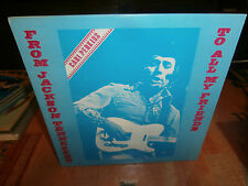 """carl perkins""""from jackson tennessee to all my friends""""lp12""""usa.lake county:505"""