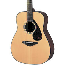 Yamaha FG700S Folk Acoustic Guitar (Natural) *Replaced by/now shipping FG800*