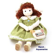 Green Tree Musical Dolls -Doll of the Month/ Handmade/ Perfect gift for daughter