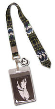 *NEW* Black Butler: Sebastian & Ciel Lanyard with Rubber Charm and ID Holder