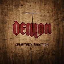 Demon-Cemetery Junction (New album * NWOBHM/PROG ROCK * unbroken-The sfruttarlo)