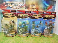 Heroscape Wave 11/D1 Champions of the Forgotten Realms, Complete Mint