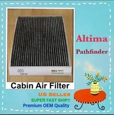 For NISSAN Carbonize Cabin Air Filter New Altima Pathfinder 2013-15 27277 3JC1A