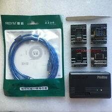 ProMan Professional programmer repair tool copy NAND FLASH chip data recovery