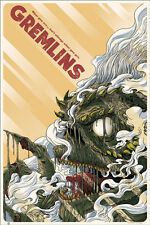 Gremlins Poster - Mondo - Randy Ortiz - Artist Proof - Limited Edition of 55