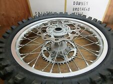 RMZ 250 SUZUKI 2008 RMZ 250 2008 REAR WHEEL