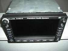 2006-2009 Honda CIVIC Navigation Touch Screen GPS XM Radio CD Player As-Is  2AC5