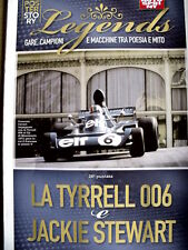 Poster Story LEGENDS - Tyrrell 006 & Jackie Stewart  [AS3] -126