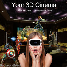 A5026 All in One VR Headset HD 3D VR Glasses Android 5.1 8GB Video Movie Player