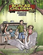 Houseboat Mystery: A Graphic Novel (Boxcar Children® Graphic Novels #-ExLibrary