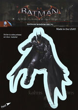 Batman Arkham Knight Color Car Window Sticker Decal - Official - Made in USA