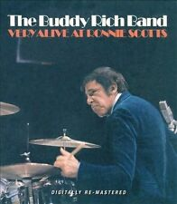 Very Alive at Ronnie Scott's by Buddy Rich (CD, Feb-2008, 2 Discs, Beat Goes On)