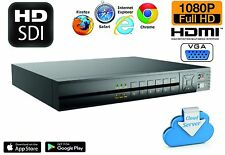 DVR 4 canali HD-SDI 1080P H264 Realtime Internet VGA HDMI Full D1 + HDD 1TB