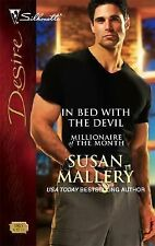 In Bed With The Devil (Silhouette Desire) (Millionaire of the Month), Susan Mall