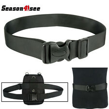 "1.5"" Utility Tactical  Waist Belt Shoulder Strap for Waist Medical Magazine Bag"