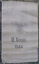 MINT UNISSUED! Original German WWII Supply Sack Marked H.Verpfl. & Dated 1944 #2