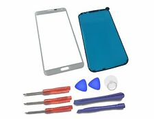White Replacement LCD Screen Glass Lens For All Samsung Galaxy Note 3 III N9000