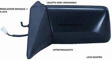 SPECCHIO RETROVISORE MANUALE LEVA SINISTRO 80480 MERCEDES 200 W124 1985 AL 1996