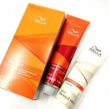 Wella Wellastrate Straight Hair Cream Intense straightening cream & neutralizer