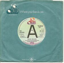 "THE EXCITERS 7"" PROMO - SWALLOW YOUR PRIDE + PRIDE COMES BEFORE A FALL 1976 EX"